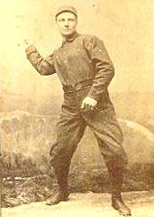 Billy Shindle American baseball player