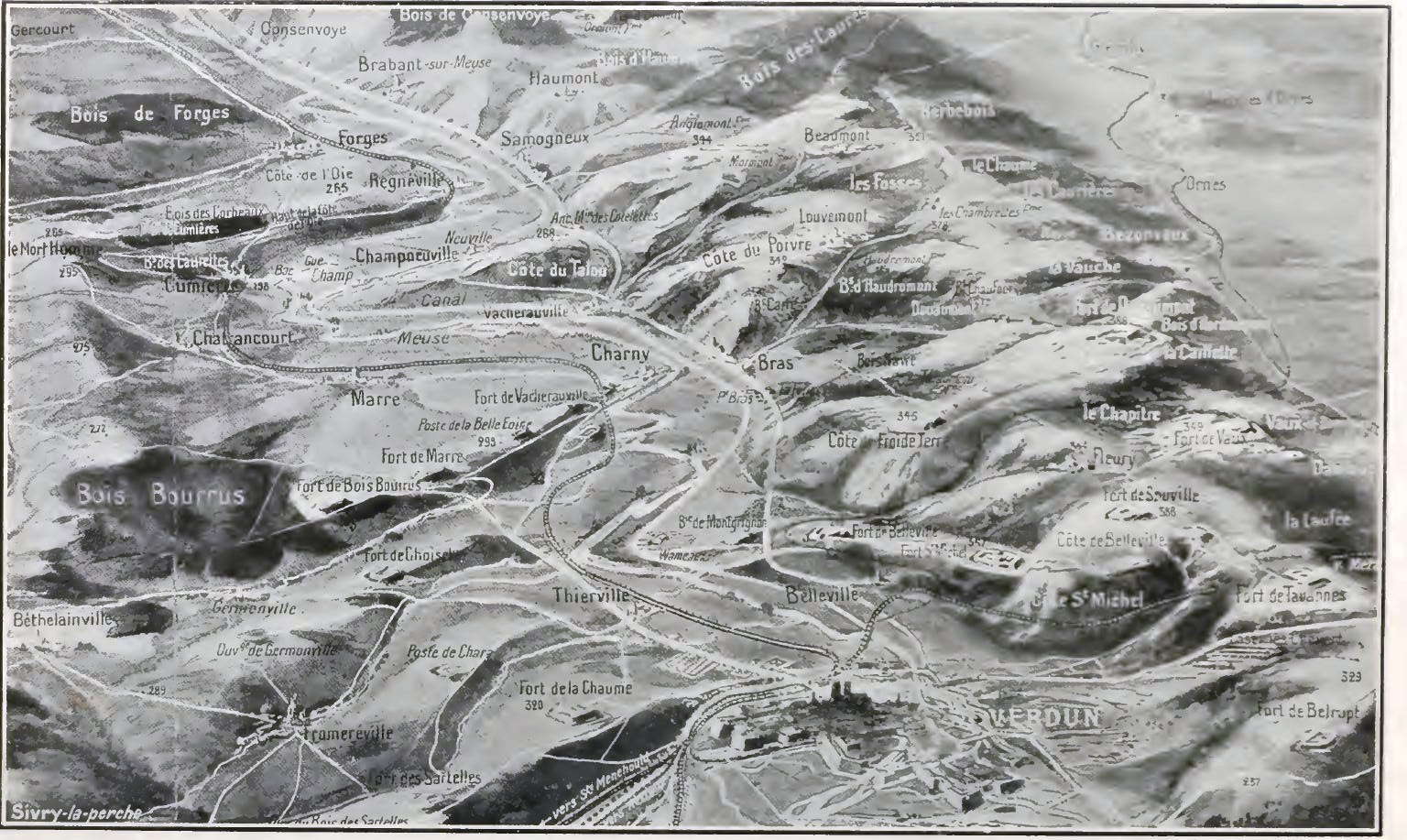 File bird s eye view of verdun 1916 jpg wikimedia commons