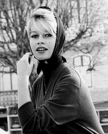 Brigitte Bardot 1958 Italy