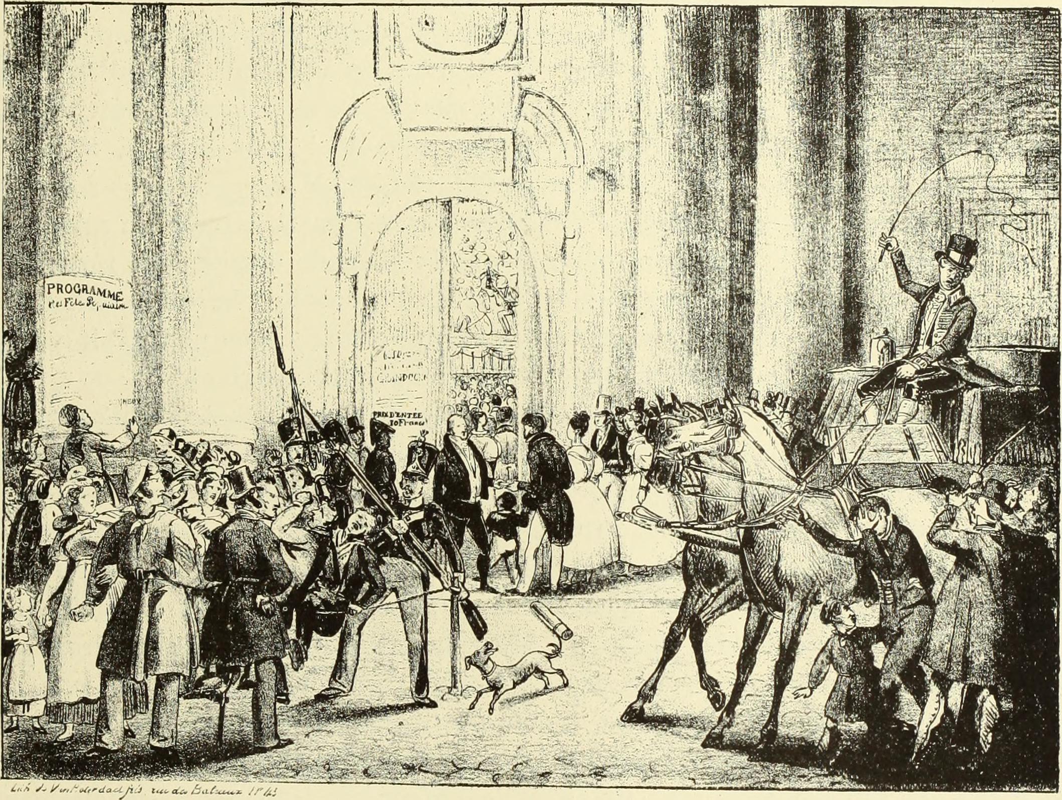 surgissait, on acclamait lavène-ment de deux jeunes peintres, Wappers et De Keyser, qui allaient remettre à neufle vieux blason de l'art belge. Text Appearing