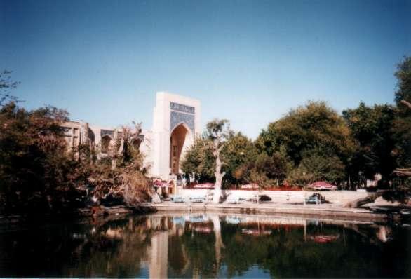 اوزبكستان Buchara-uzbekistan-f