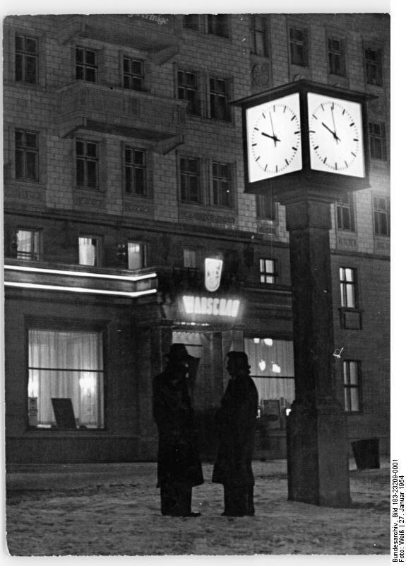 Nacht Cafe Berlin Kranoldstrasse