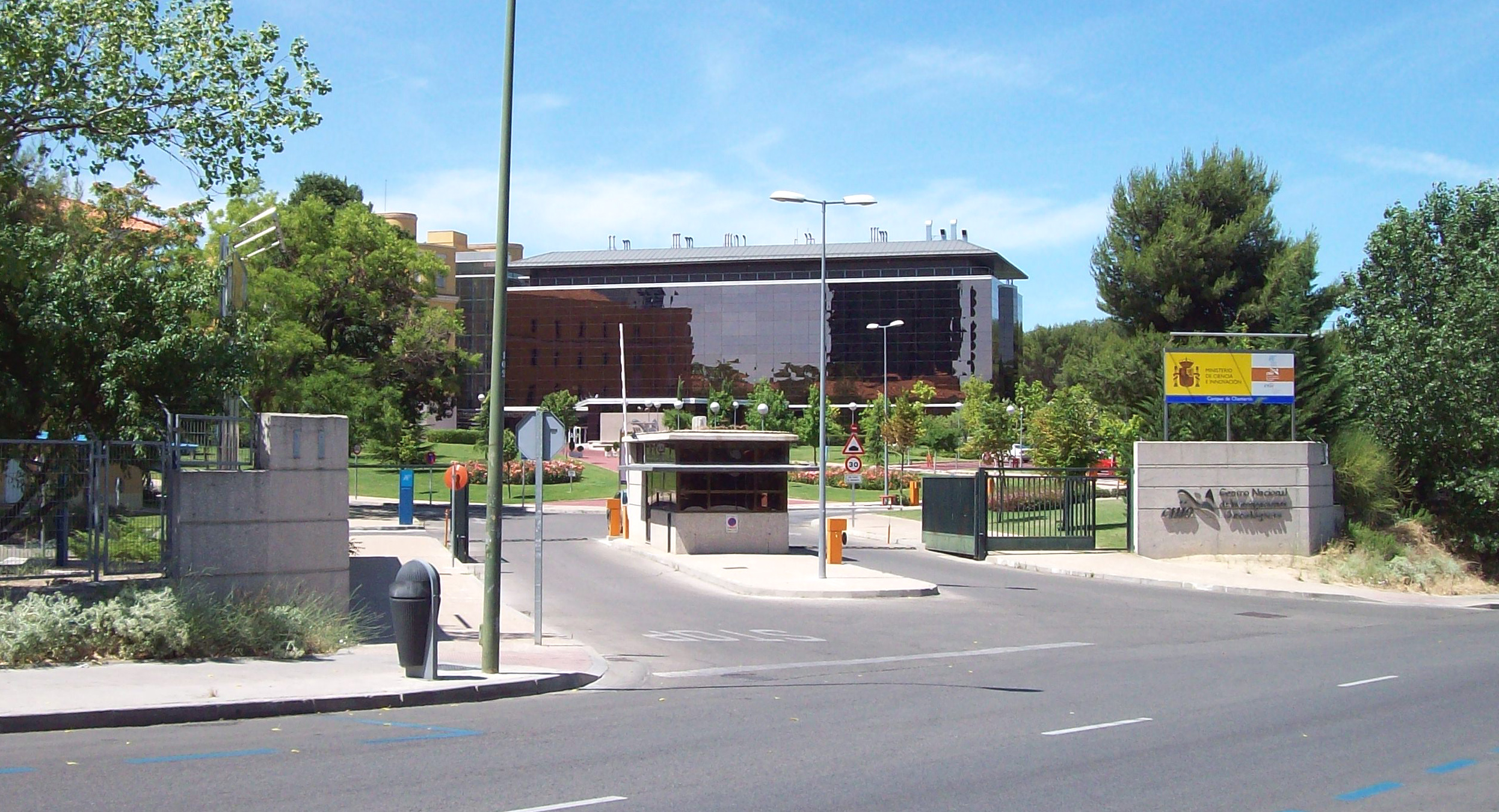 Image result for Spanish National Cancer Research Center, Madrid, Spain