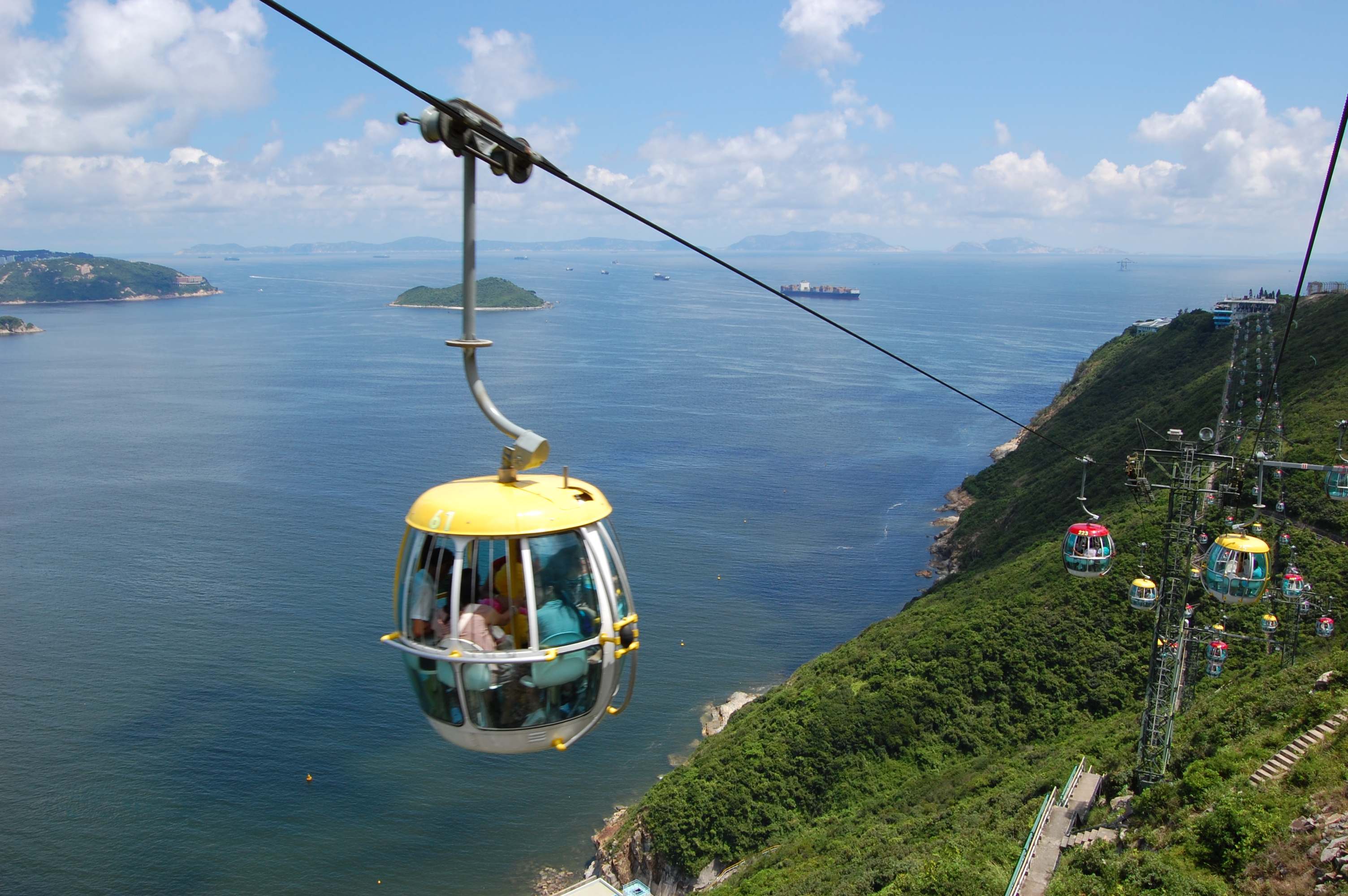 Big Buddha Cable Car Cost
