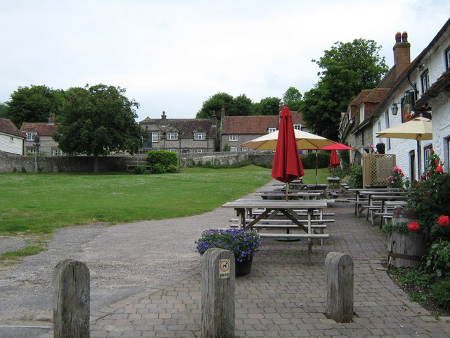 Cafe at East Dean - geograph.org.uk - 1348091
