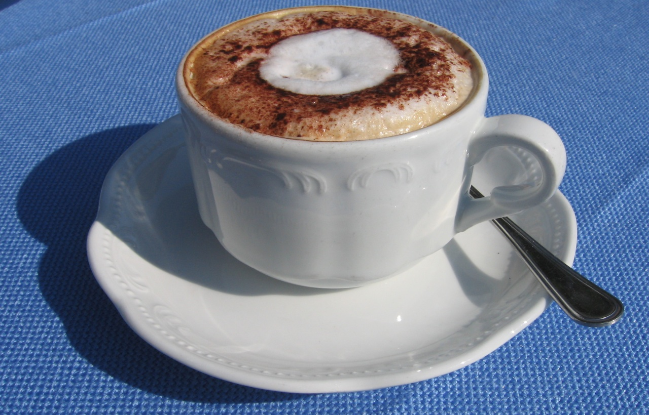 Cappuccino Wiktionary