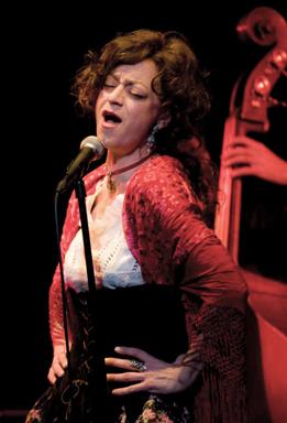Carmen París en 2013