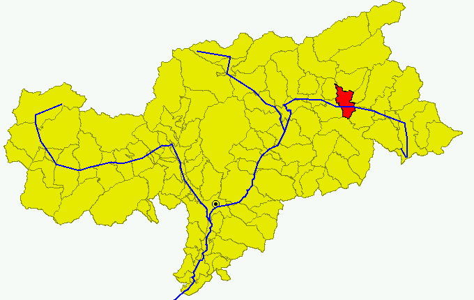 File:Cartina Comune BZ Brunico.png