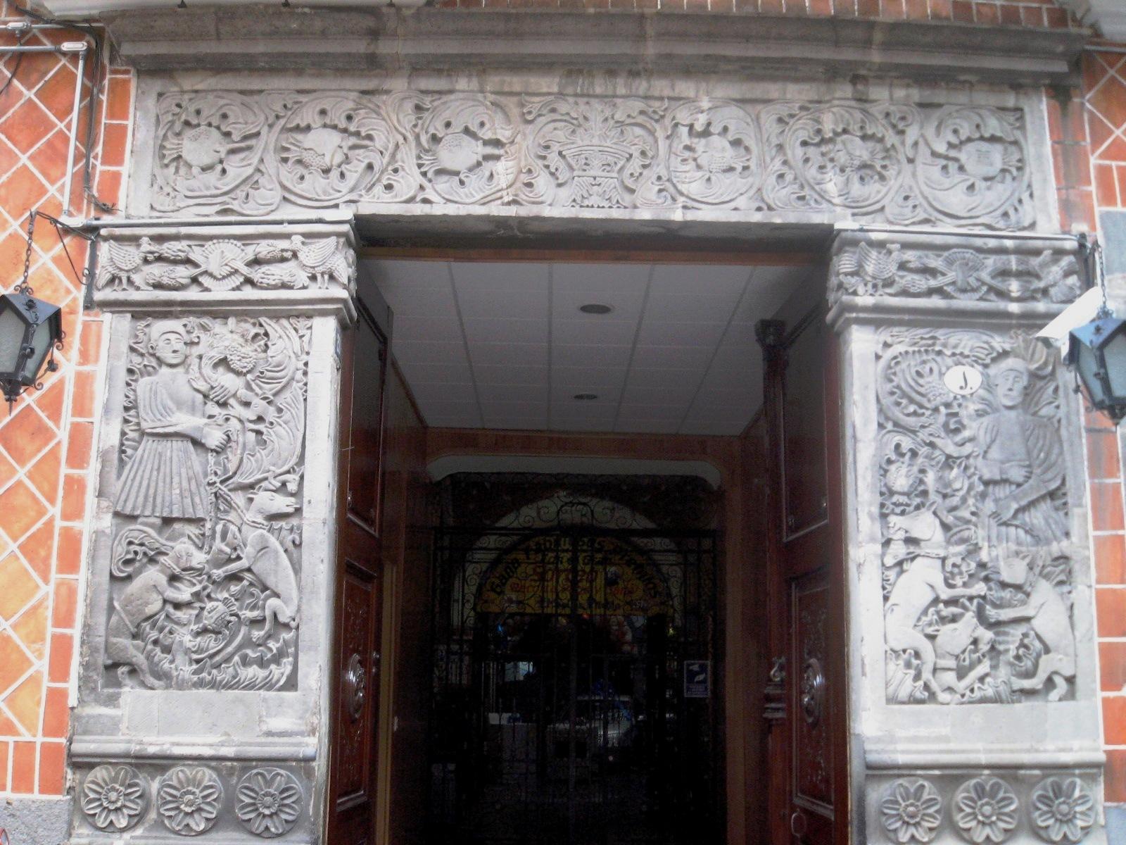 Archivo:Casa Animal Puebla.JPG - Wikipedia, la enciclopedia libre