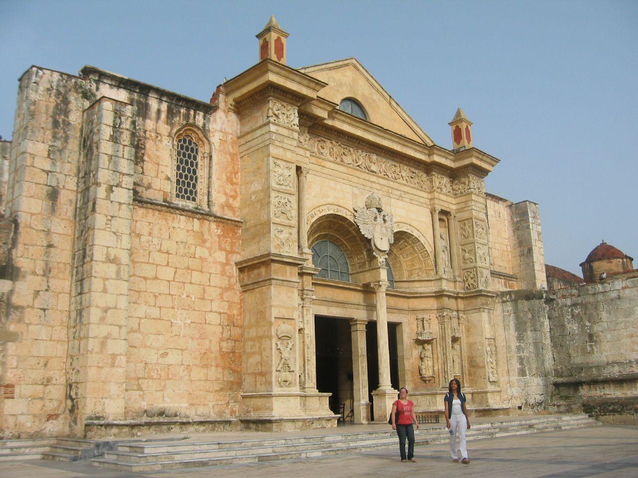 Español: Catedral de Santo Domingo.