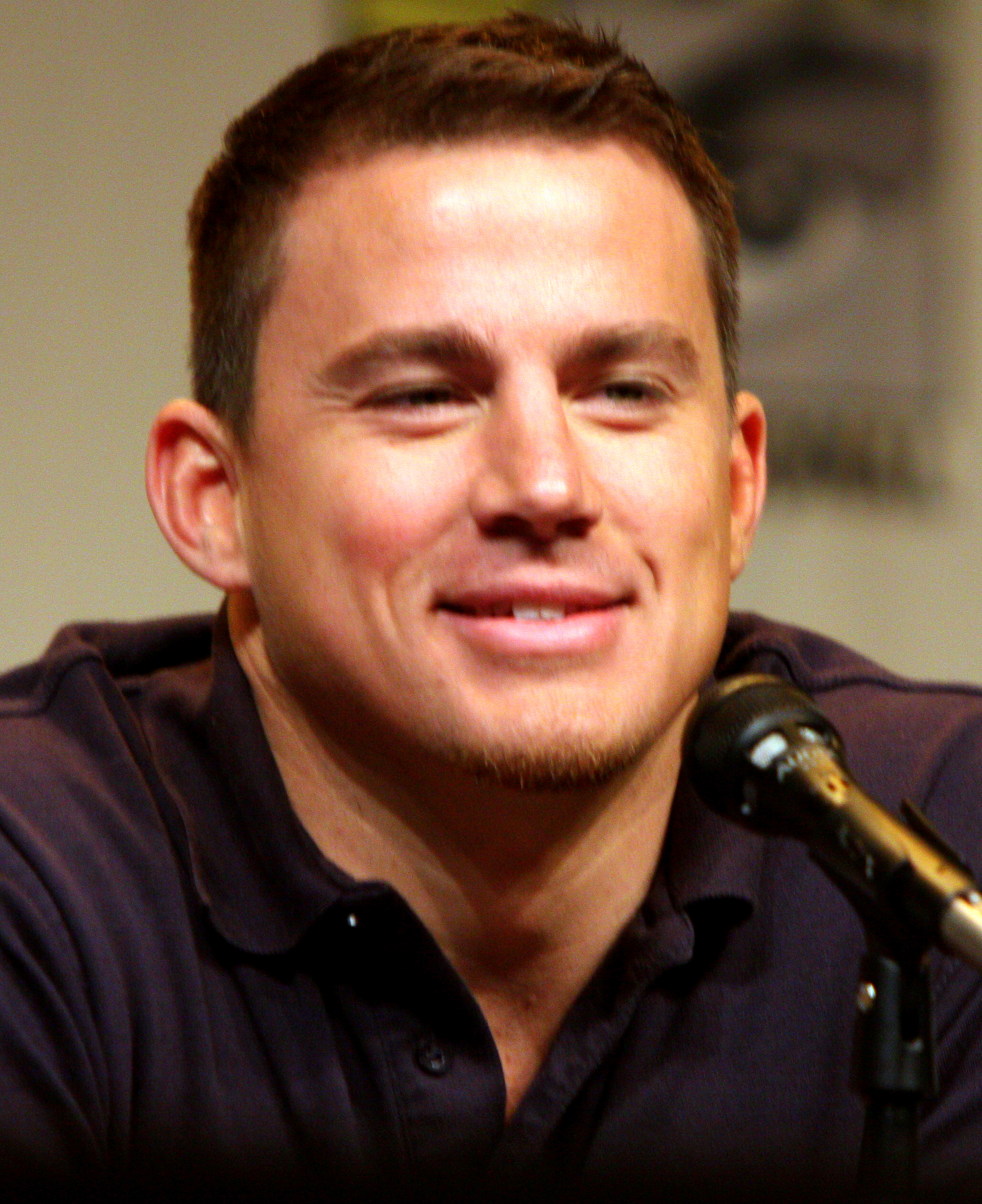 Description Channing Tatum WonderCon, 2012.jpg Channing Tatum