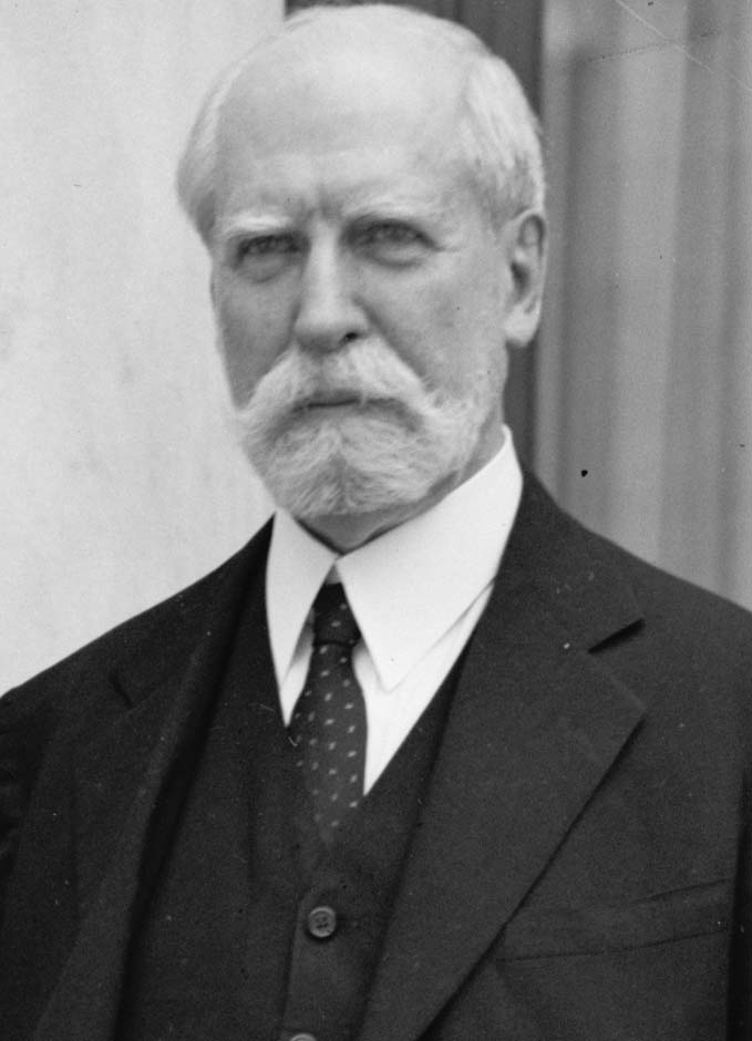 Image result for charles evans hughes 1924