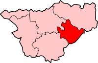 Congleton (borough) Borough in Cheshire (1974-2009)
