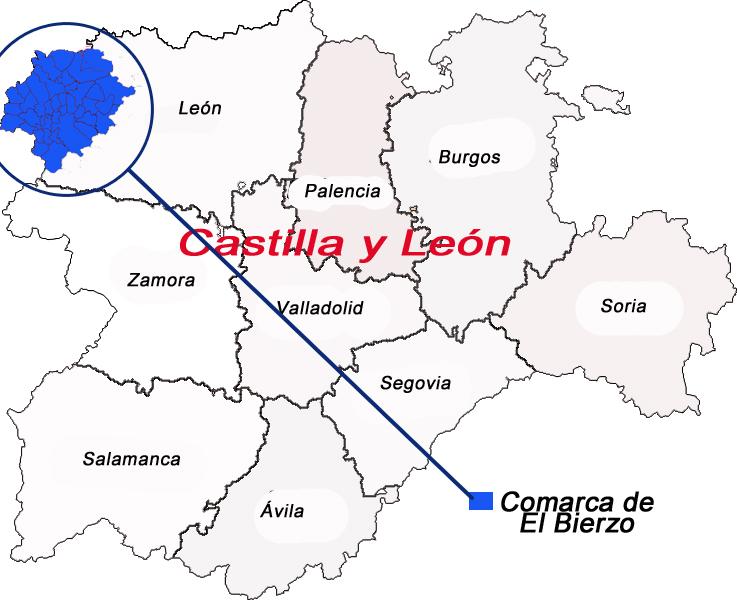 Archivo:Comarcas de Castilla y León.jpg - Wikipedia, la enciclopedia ...