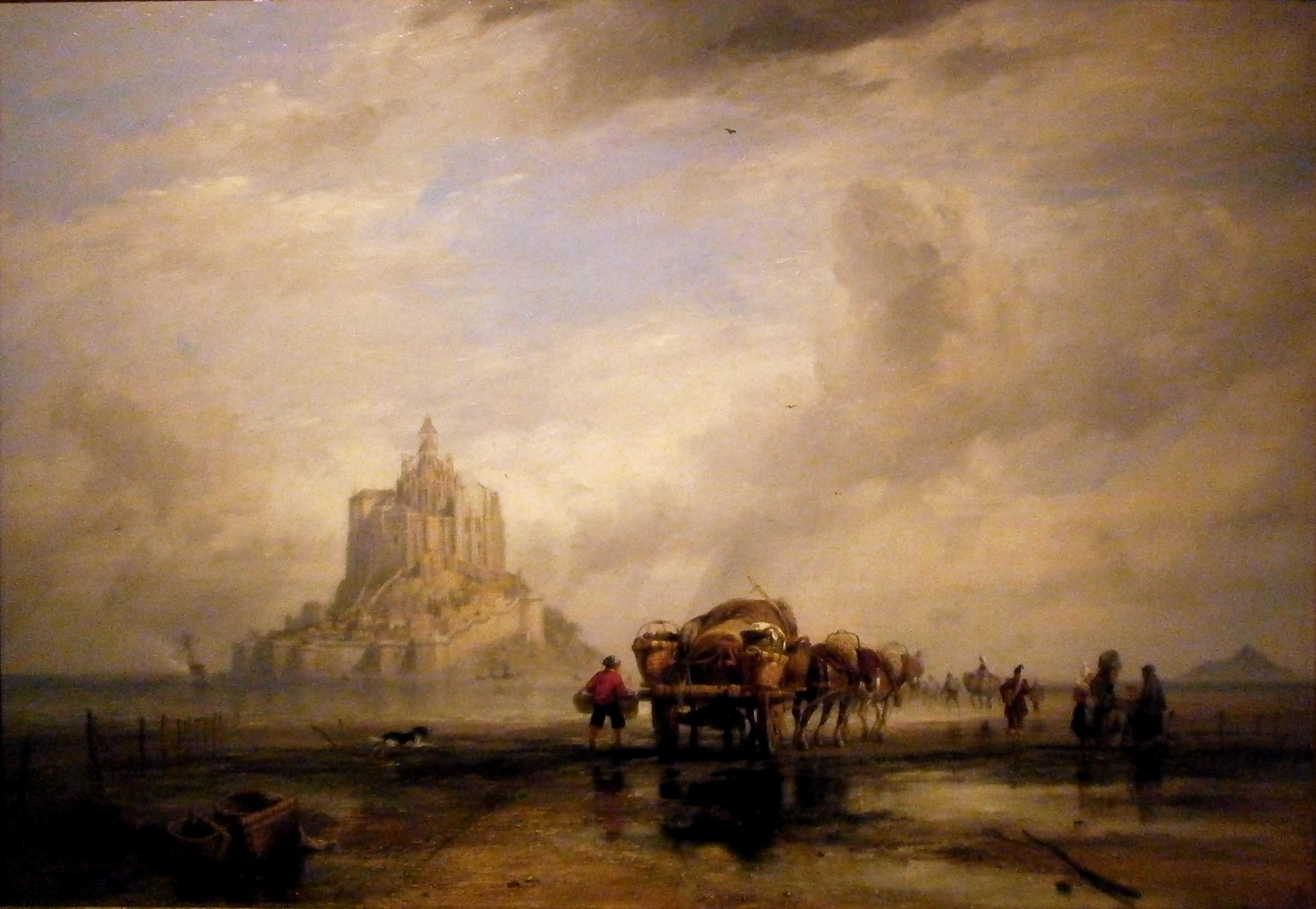 File Cooke Edward William Mont Saint Michel Normandie