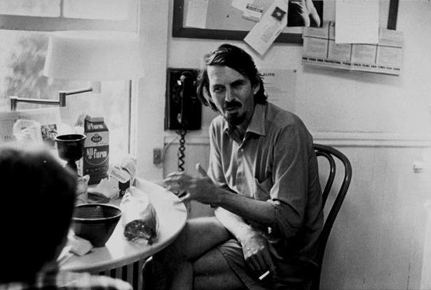 Robert Creeley for love