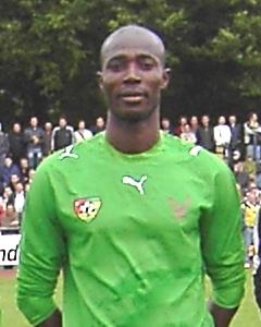 Daré Nibombé Togolese footballer
