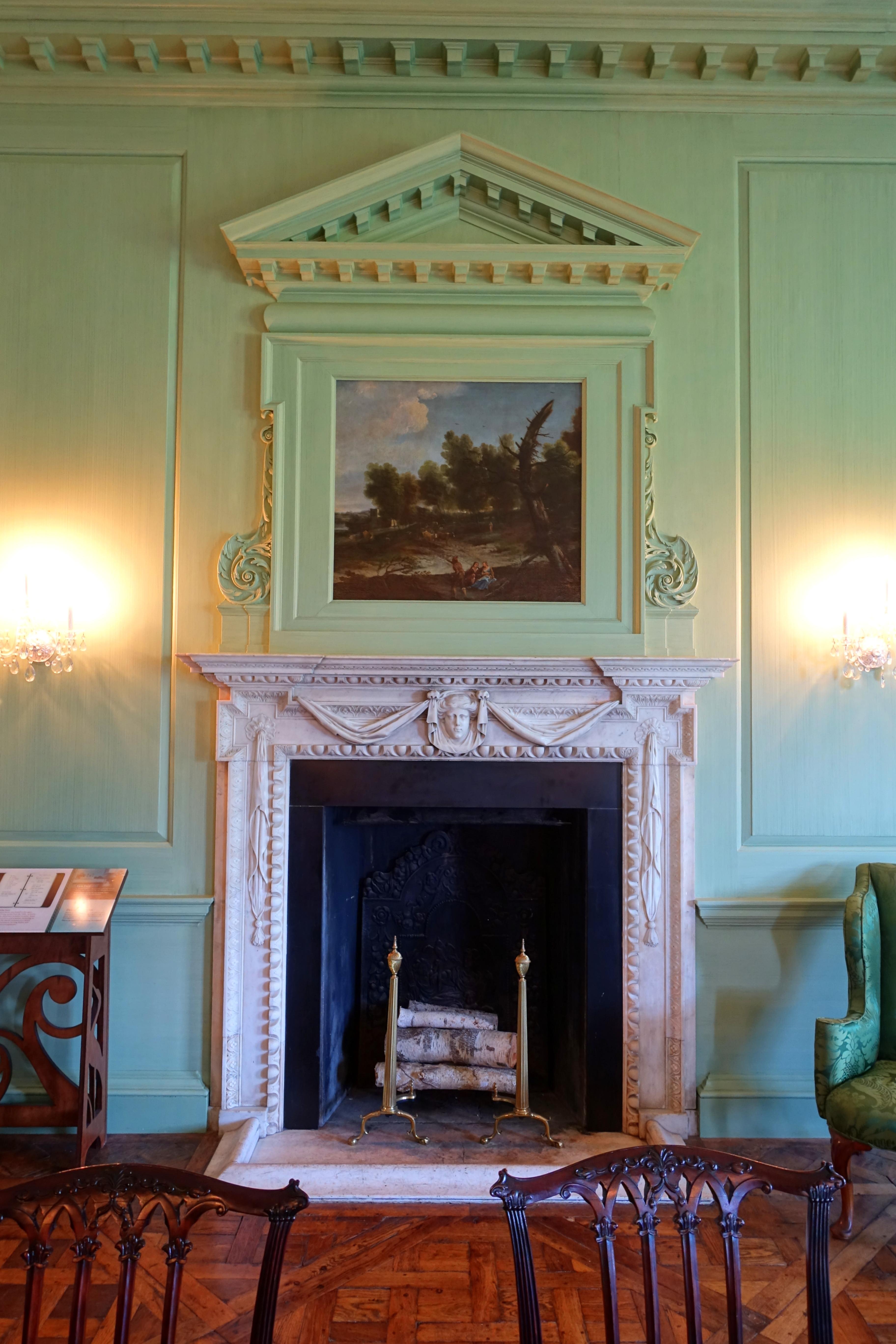 FileDining Room Fireplace