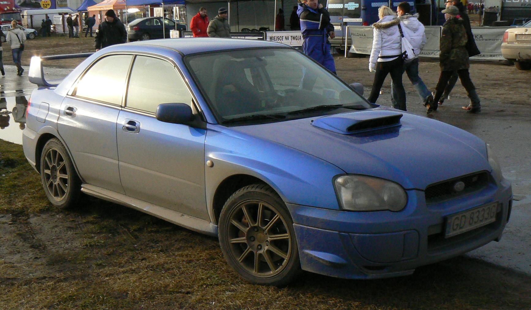 File Dirty Subaru Impreza Wrx Sti 001 Jpg Wikimedia