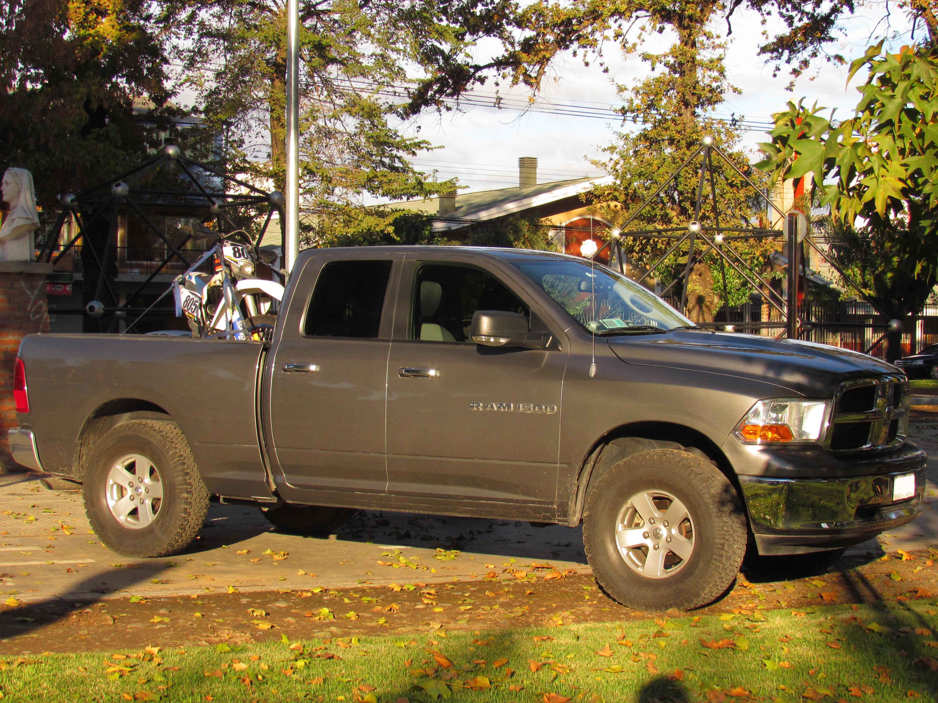 File Dodge Ram 1500 Slt Quad Cab 4x4 2017 18177935848 Jpg