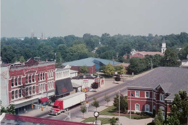 Mount Vernon Indiana Wikipedia