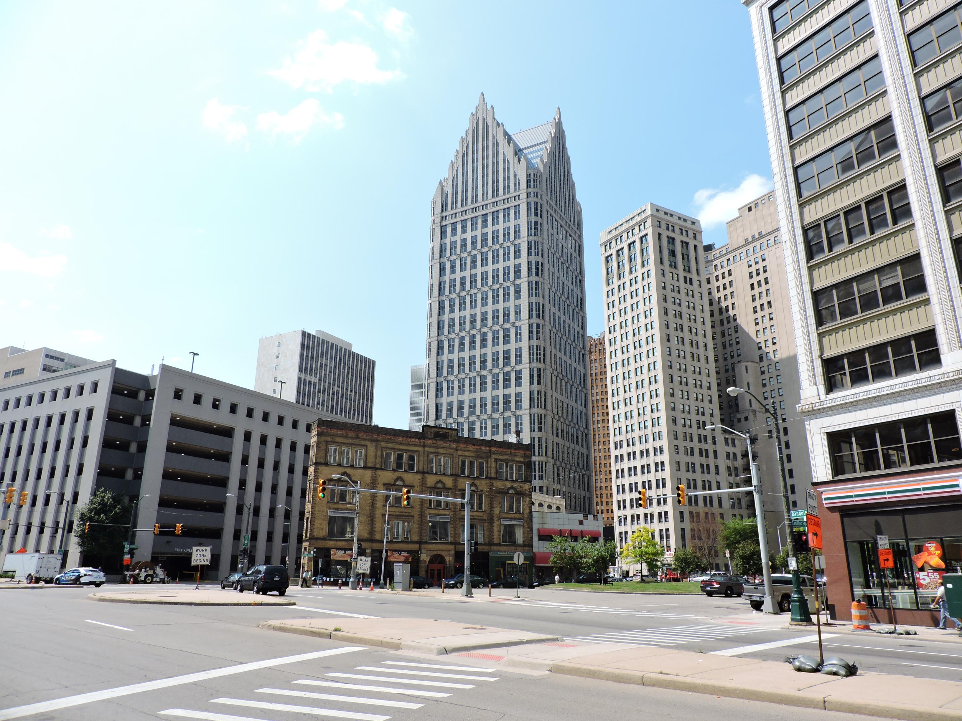 File:Downtown, Detroit, MI, USA - panoramio (1).jpg - Wikimedia Commons