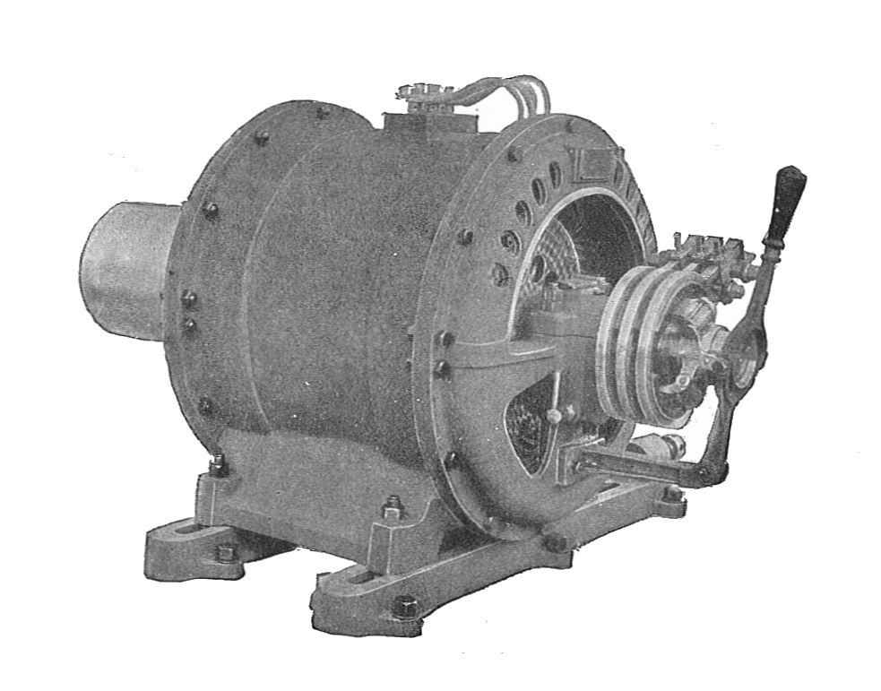 File Electric Motor With Slip Ring Starting Device Rankin