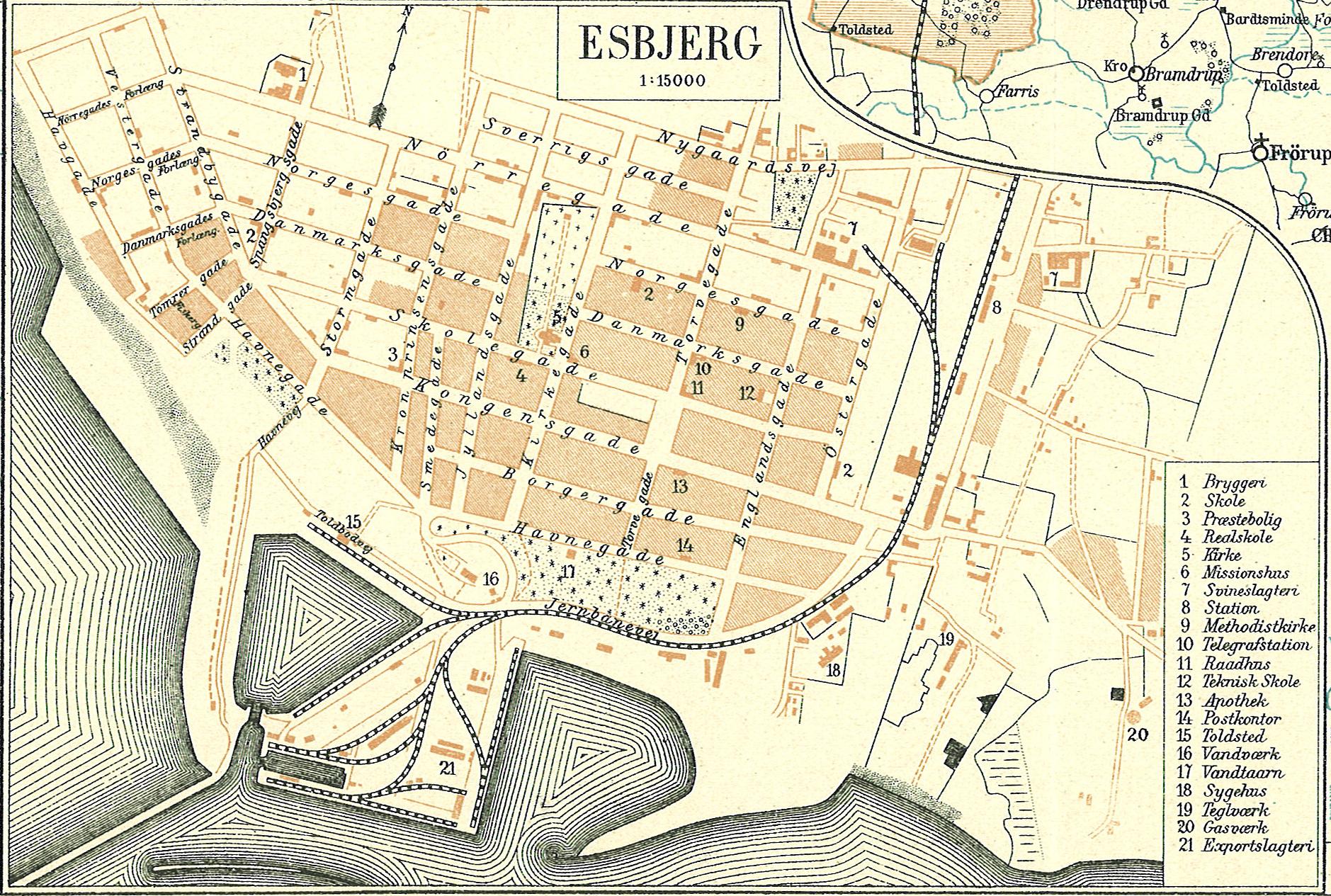 File Esbjerg 1900 Jpg Wikimedia Commons