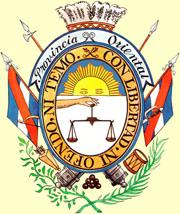 La Nación Charrúa Escudo_de_artigas