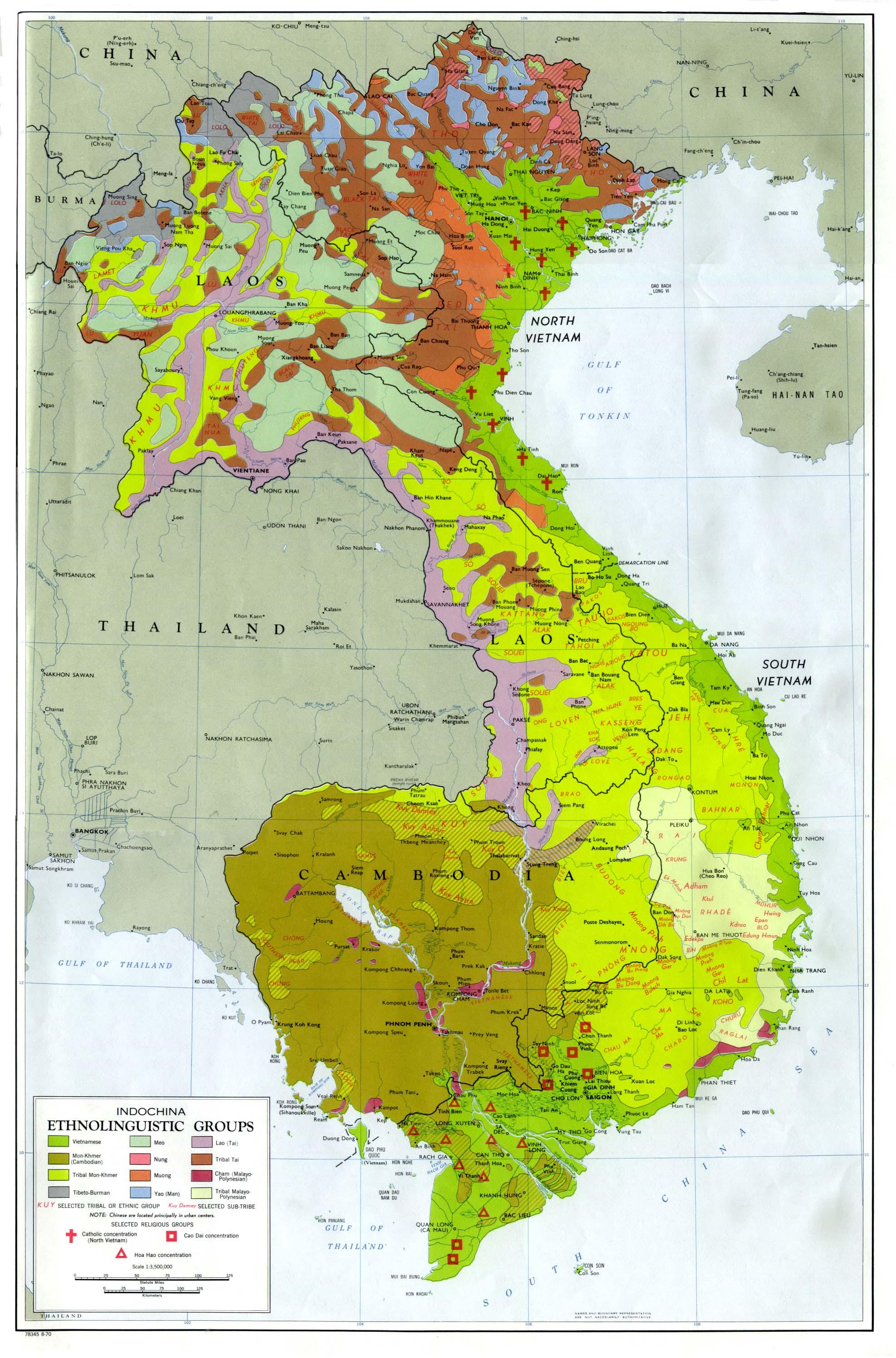 Demographics of Vietnam
