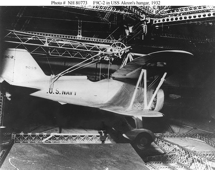 File:F9C in USS Akron hangar1932.jpg