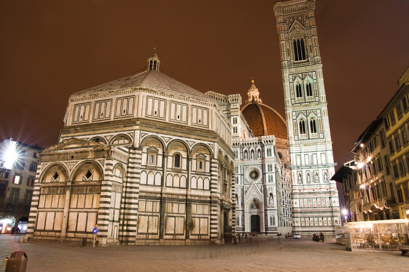 piazza del duomo florence history italy - photo#14