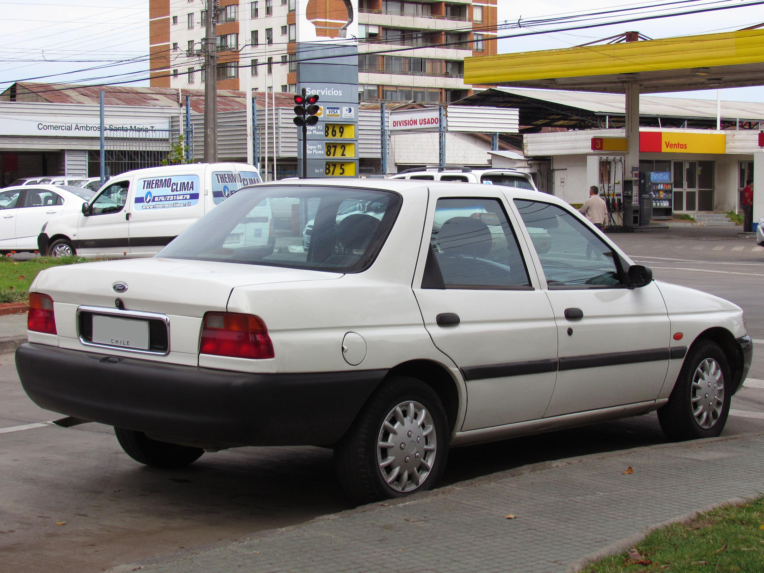 Euro ford escort