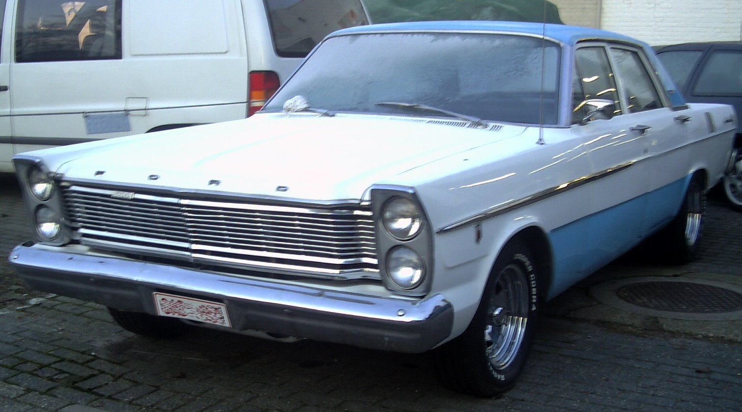 1965 Ford Galaxie Classic Automobiles