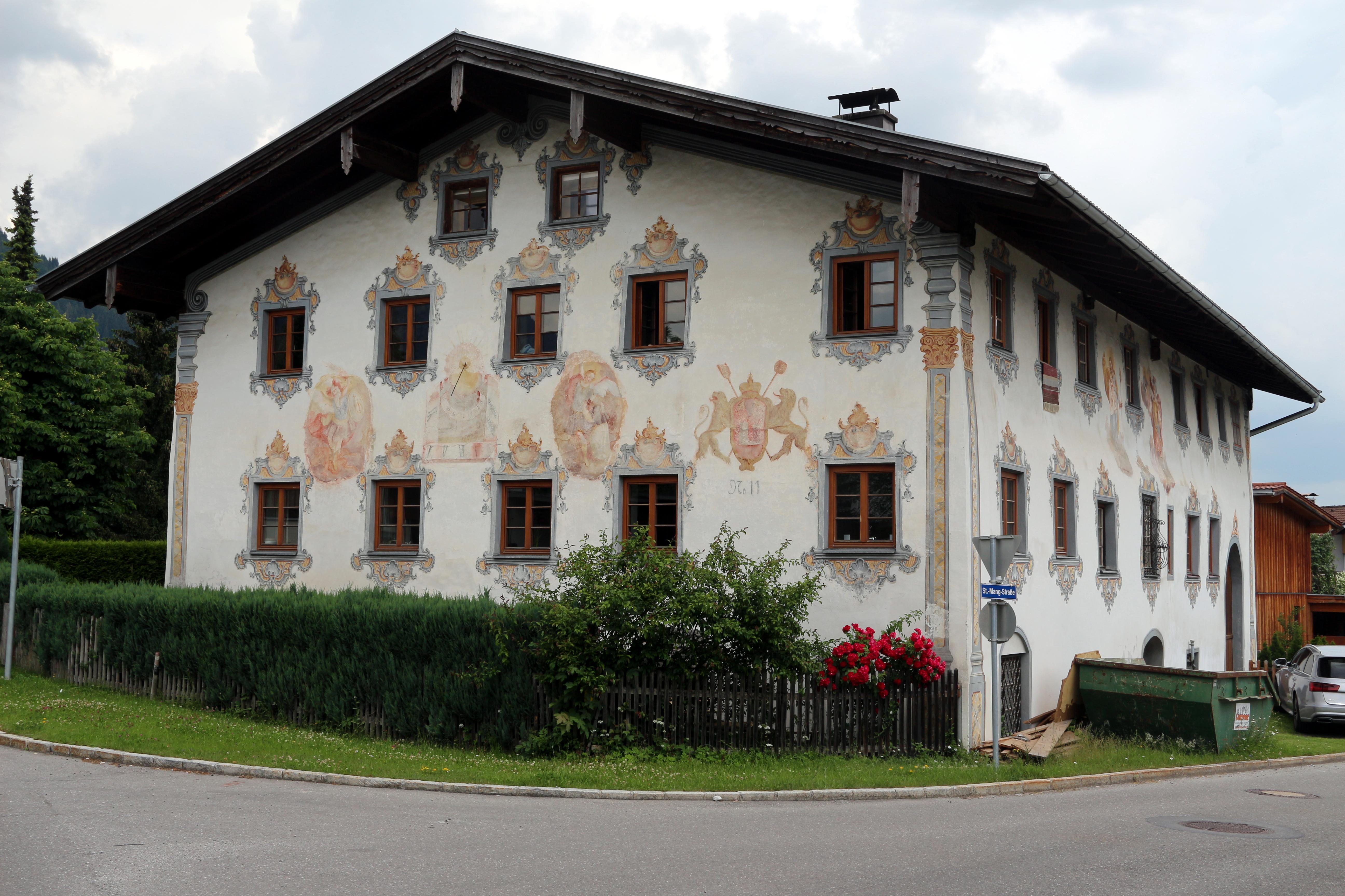 Lechaschau/ Reutte Ferienwohnung Armella - Flats for Rent in
