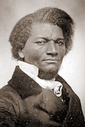 Frederick Douglass, 1855