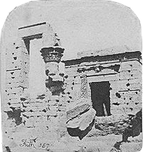 Frith, Francis (1822-1898) - Views in Egypt and Nubia - n. 357 - The Temple of Erment.jpg