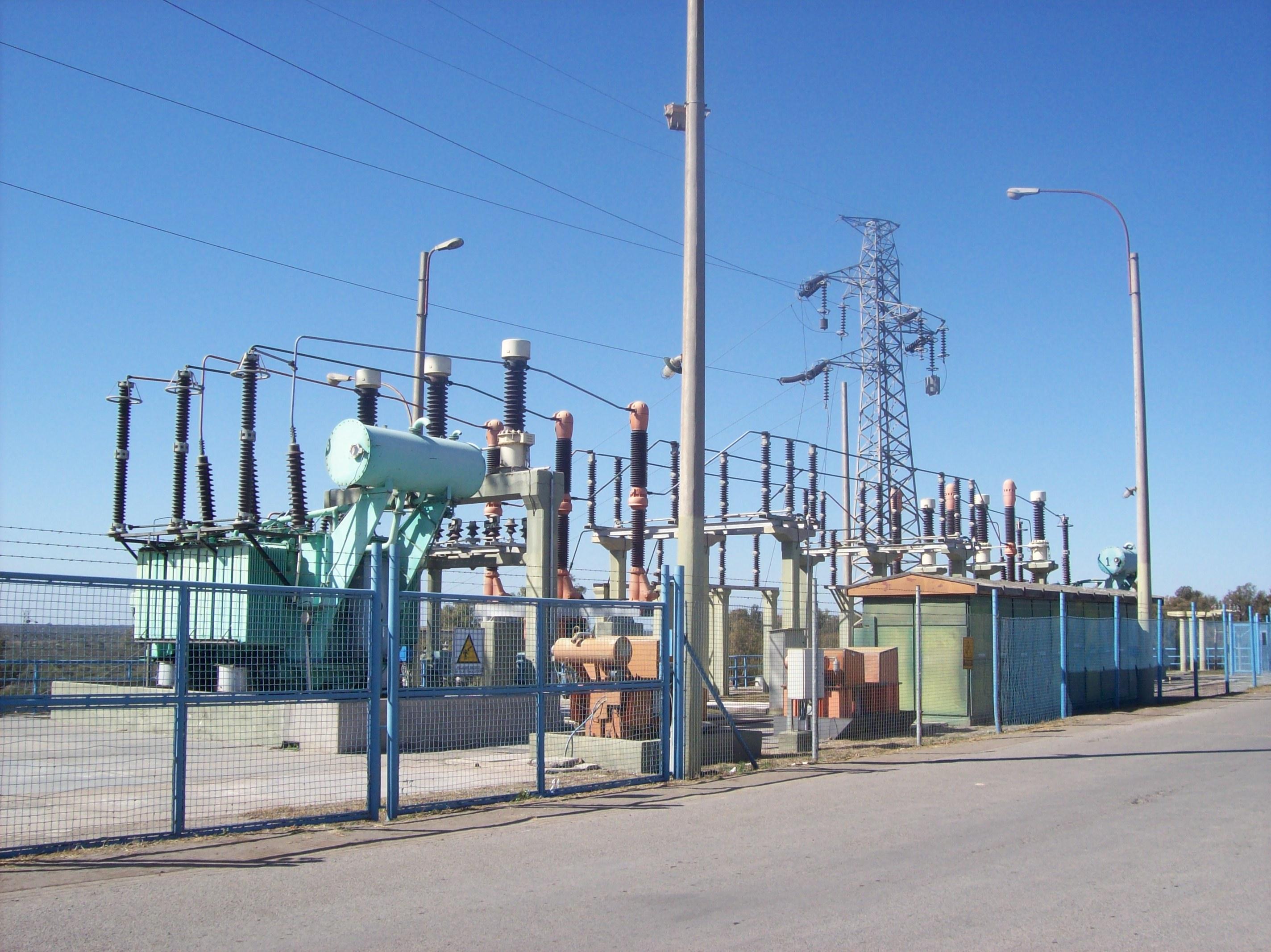 File:Generación de electricidad en el Dique Frontal de Río Hondo.jpg ...