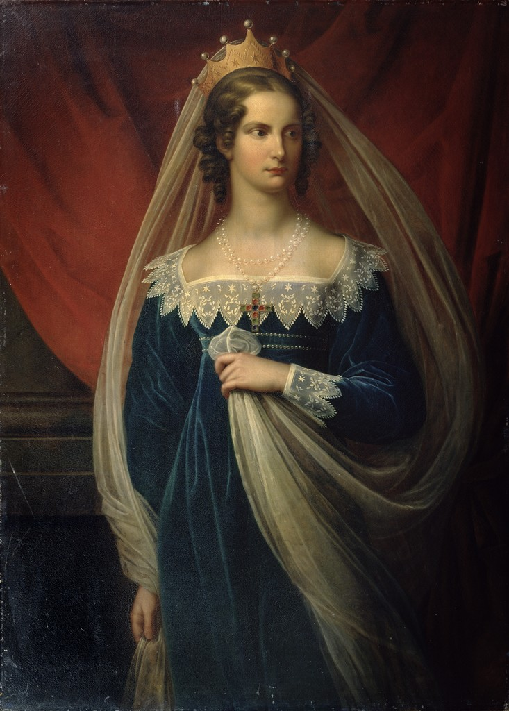 Герхард фон Кюгельген - Porträt der Prinzessin Charlotte von Preußen.jpg