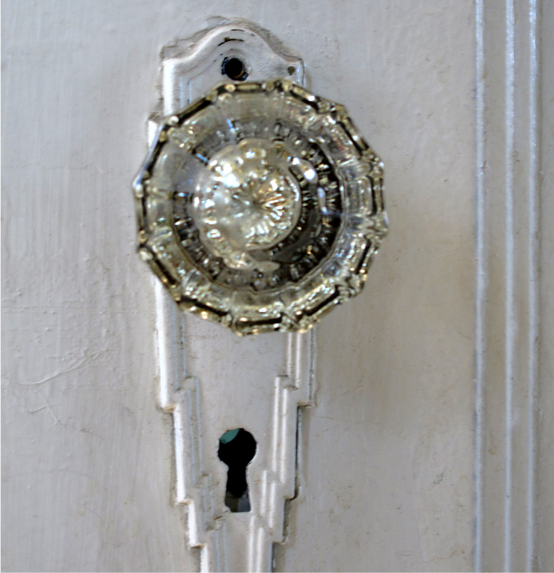 How to restore brass door knobs glass door knobs door for Small door knobs and handles