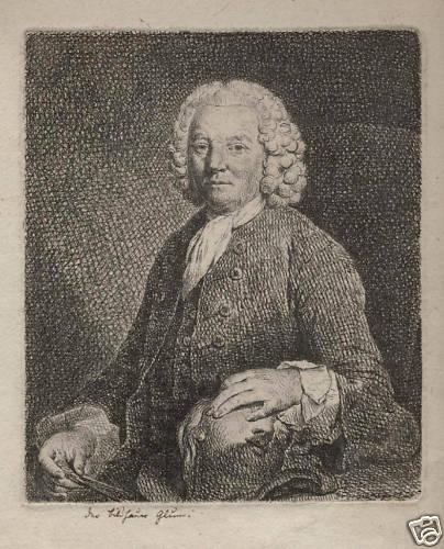 Johann Georg Glume - Wikidata