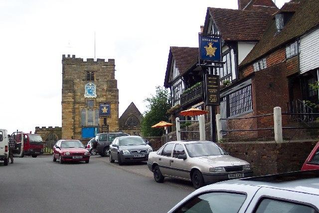 Goudhurst, Kent - geograph.org.uk - 41630