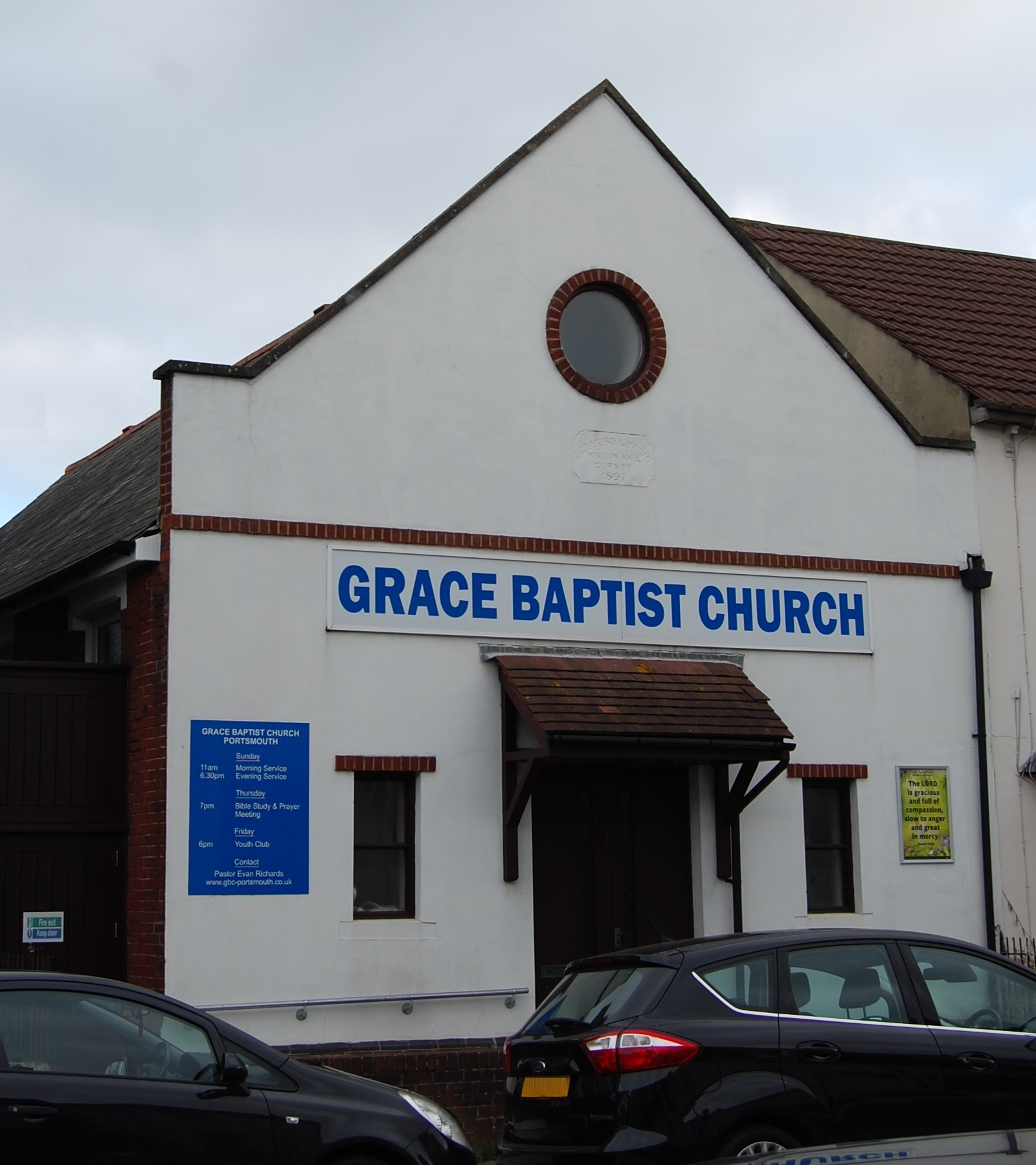 File:Grace Baptist Church, 46 Copnor Road, Copnor