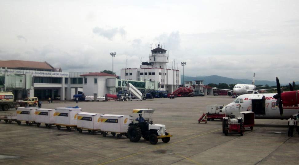 Lokpriya Gopinath Bordoloi International Airport - Wikipedia, the ...