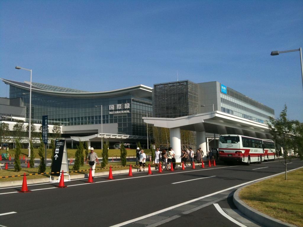 Aeroporto Tokyo : Aeroporto di tokyo