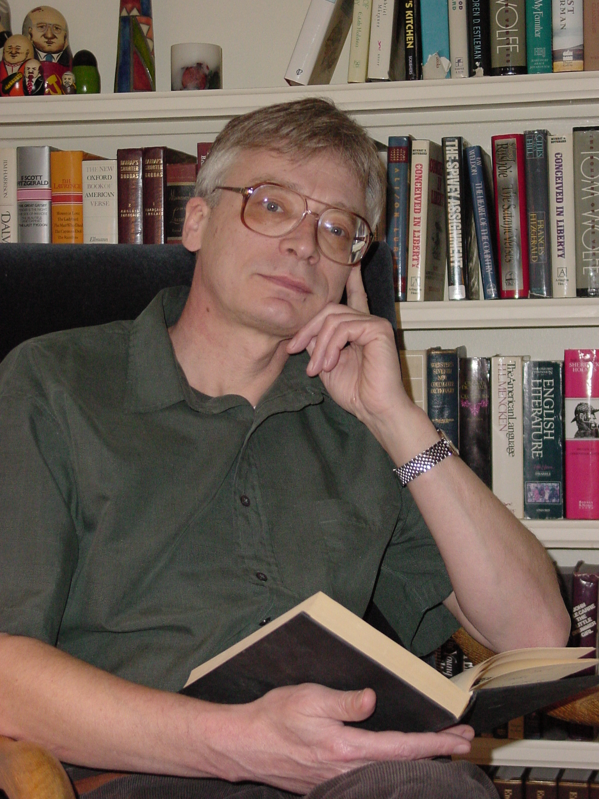 Hans-Hermann Hoppe - Wikiquote