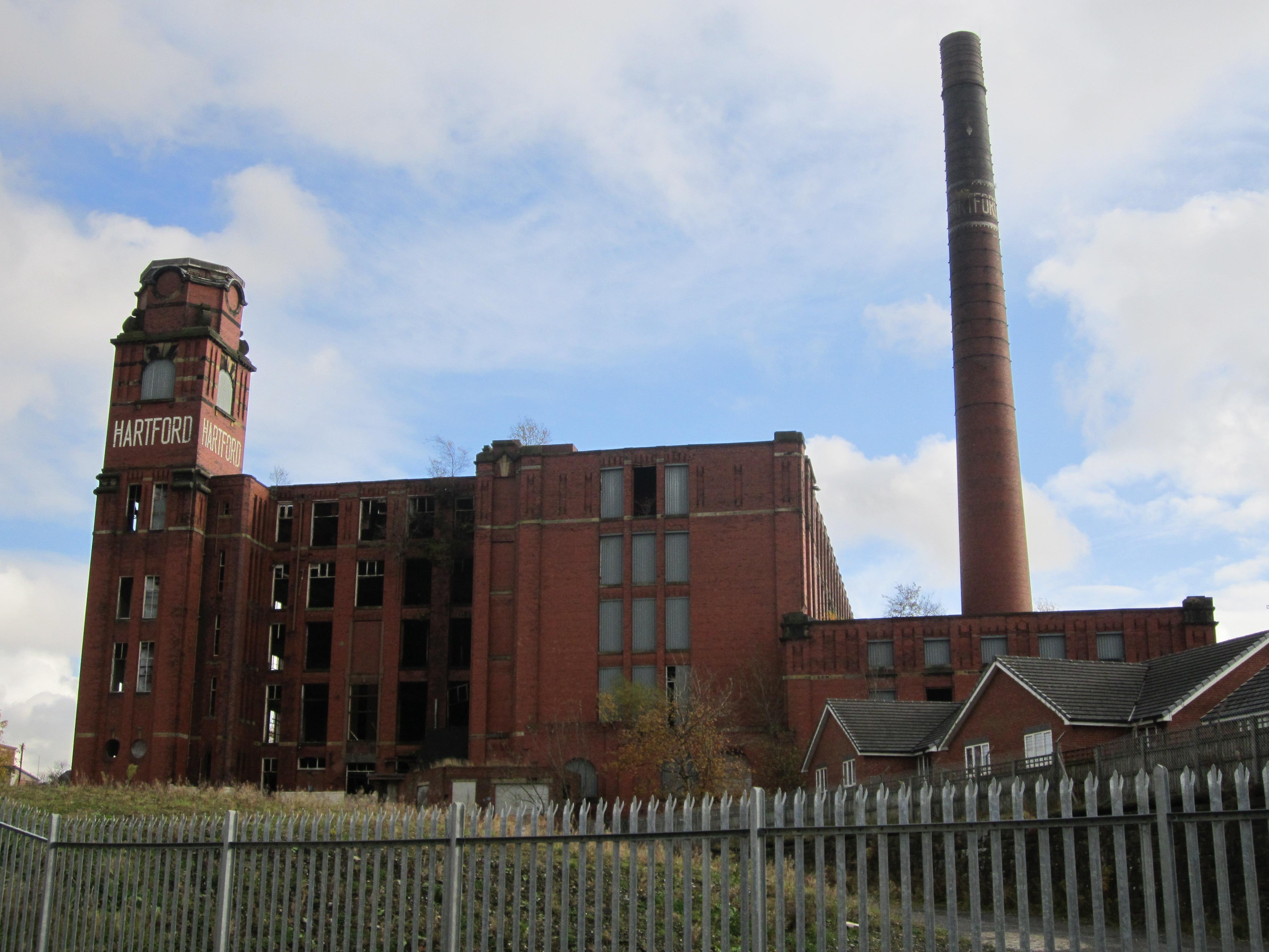 The Hartford At Work >> File:Hartford Mill, Oldham (2).JPG - Wikimedia Commons