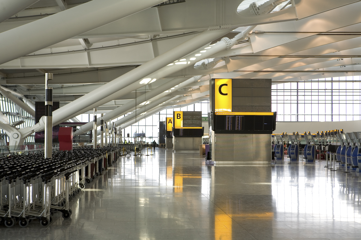 Heathrow Terminal  Short Stay Car Park Address