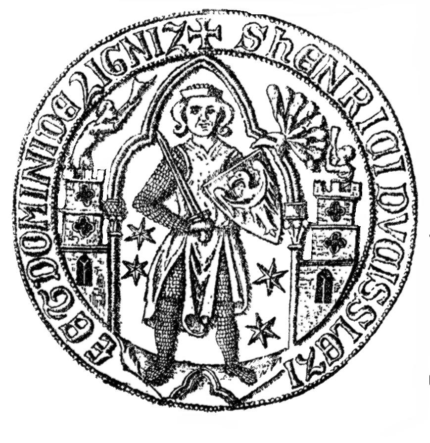 Henryk V Brzuchaty