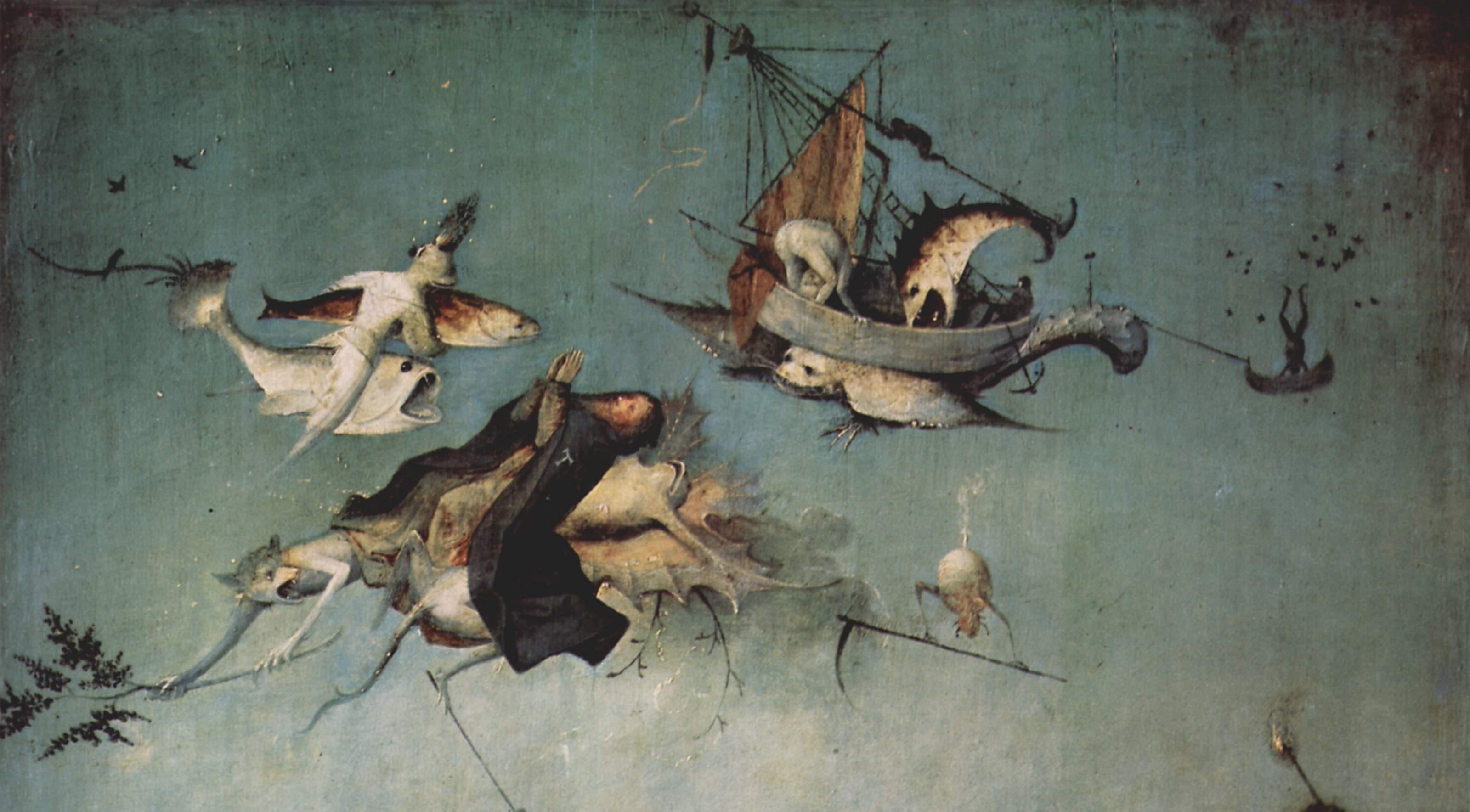 El Bosco (1450 - 1519) Hieronymus_Bosch_003